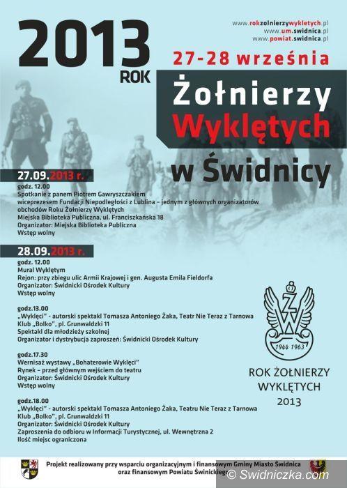 Świdnica: Rok Żołnierzy Wyklętych w Świdnicy