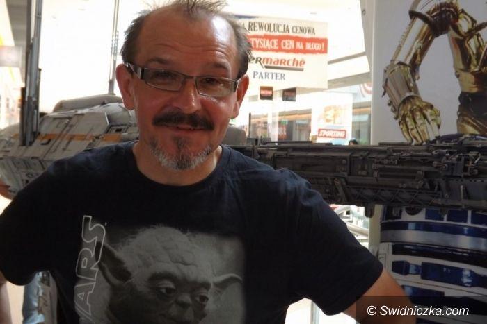 """Wałbrzych: Wywiad z twórcami wystawy """"Star Wars"""""""