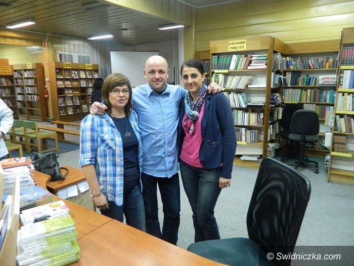 Świdnica: Magiczne spotkanie gimnazjalistów z