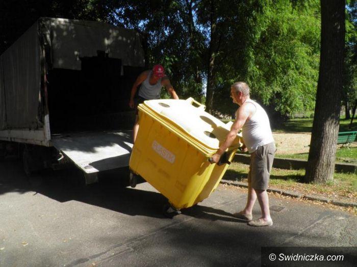 Żarów: Sprawdź, kiedy wywiozą śmieci