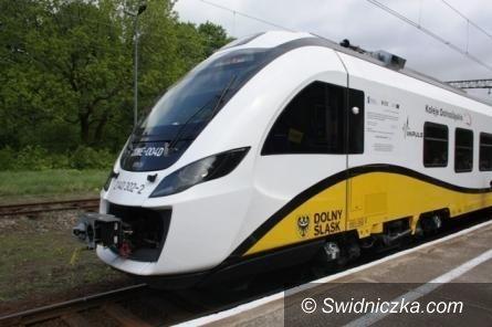 Świdnica: Koleją ze Świdnicy do Wrocławia za piątkę