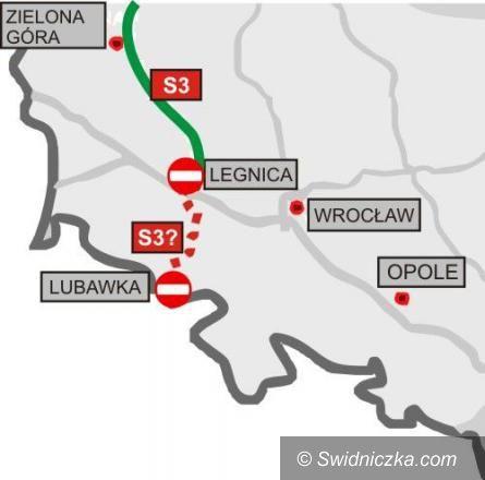 Region: Kolejny protest przeciwko przesunięciu w czasie budowy S–3