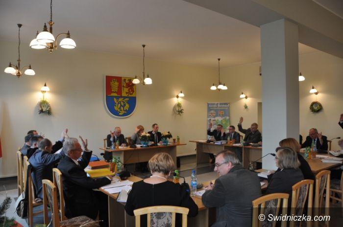 Gmina Świdnica: Jednomyślny budżet – piętnastu radnych na tak
