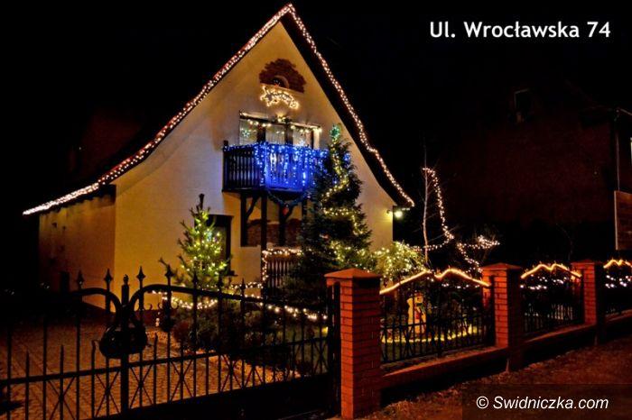 Świdnica: Nagrody za świąteczne upiększanie domów