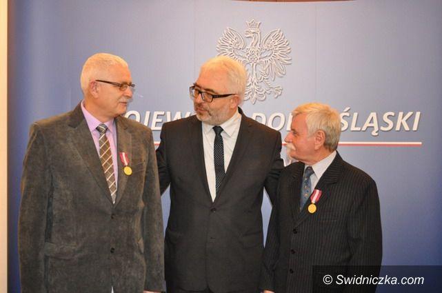 Wrocław: Uhonorowani przez prezydenta RP