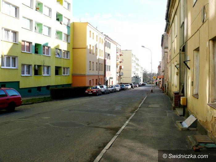 Strzegom: Kolejne ulice będą przebudowane