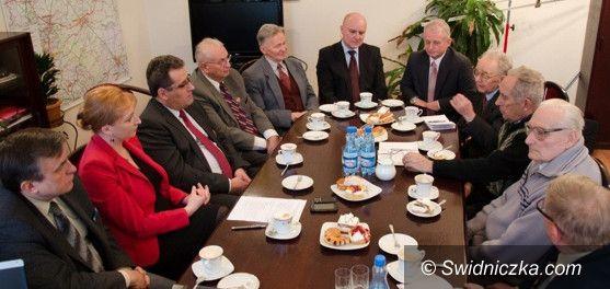 Świdnica: Wsparcie dla organizacji kombatanckich