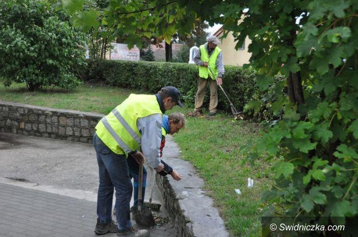 Gmina Świdnica: Gmina pomaga bezrobotnym