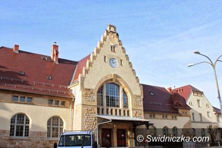 Świdnica: Dworzec kolejowy ma nowego gospodarza i pracowników
