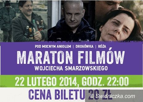 Świdnica: Maraton filmów Smarzowskiego w Cinema 3D