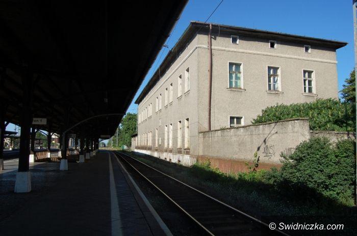Jaworzyna Śląska: Rusza przebudowa dworca w Jaworzynie Śląskiej