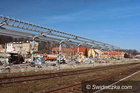 Świdnica: Centrum Przesiadkowe – intensywne prace trwają