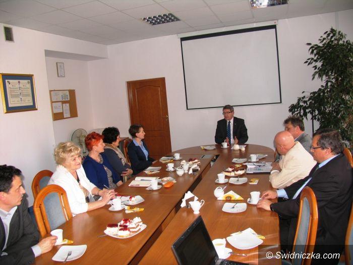 Świdnica: Zespół doradczy o problemach przedsiębiorców