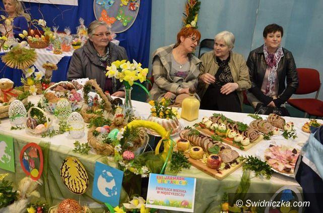 Strzegom: XVI Jarmark Wielkanocny za nami
