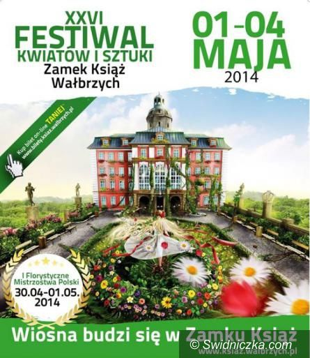 Wałbrzych: XXVI Festiwal Kwiatów i Sztuki