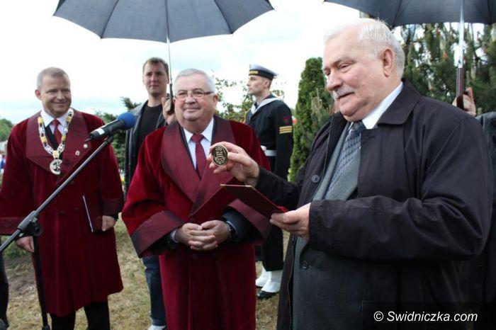 Gmina Świdnica: Umowa partnerska z honorowwymi obywatelami