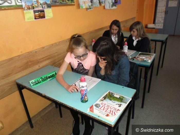 Świdnica: Międzyszkolny Konkurs Przyrodniczy