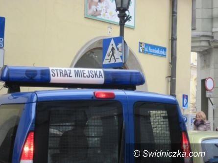 Świdnica: Uciekinierzy włamali się do altanki