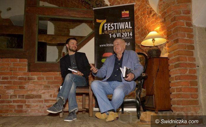 Świdnica: Spotkanie z Janem Nowickim – 7. Festiwal Reżyserii Filmowej Świdnica 2014