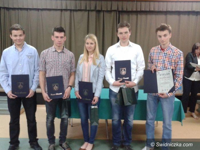 """Zakopane: Matematycy z powiatu świdnickiego na """"szczycie"""" w Zakopanem"""