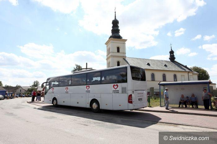 """Świdnica: Bus kampanii """"Ciśnienie na życie"""" zawita do Świdnicy!"""