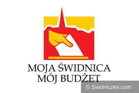 Świdnica: Konsultacje przy realizacji zadania budżetu obywatelskiego