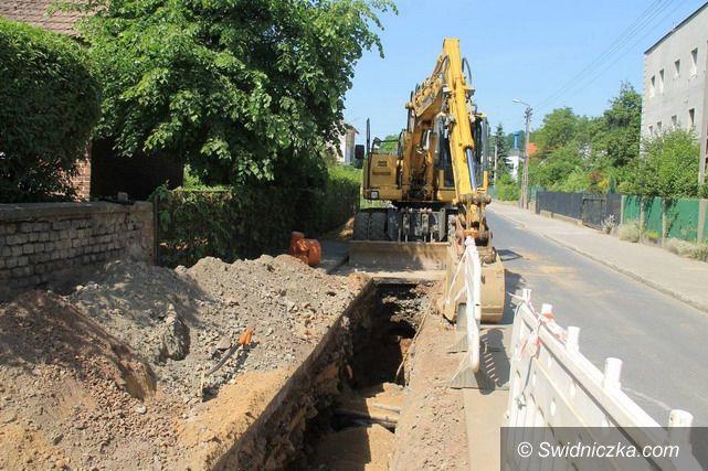 Świebodzice: Dotacje na przyłącza kanalizacyjne – radni przedłużyli termin
