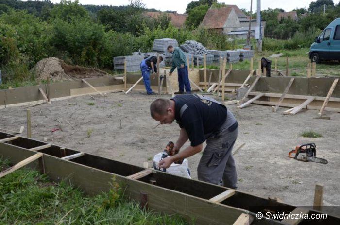 Gmina Żarów: Nowe świetlice w budowie