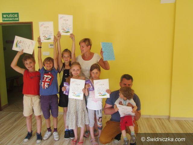 Marcinowice: Wakacyjne spotkania z bajką