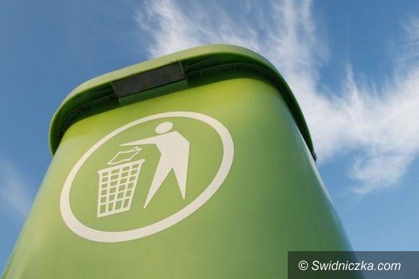 Gmina Dobromierz: Odbiór śmieci bez zmian