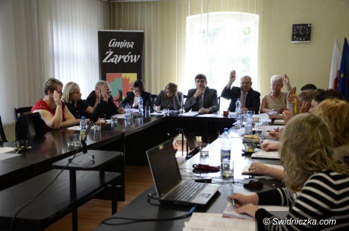 Żarów: Dodatkowe patrole na ulicach Żarowa