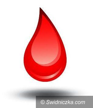 Świebodzice: Przyjdź, oddaj krew, pomóż