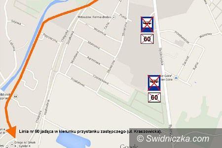 Świdnica: Remont ul. Bystrzyckiej – zmiany w komunikacji MPK