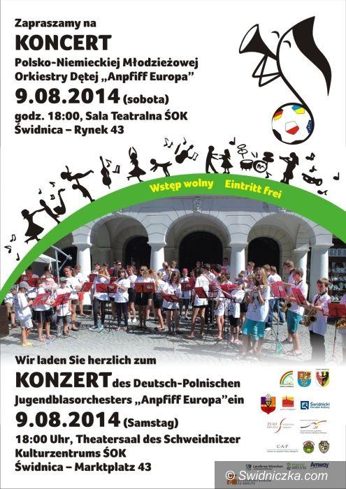 Świdnica: Zapraszamy na koncert orkiestry dętej w Świdnicy