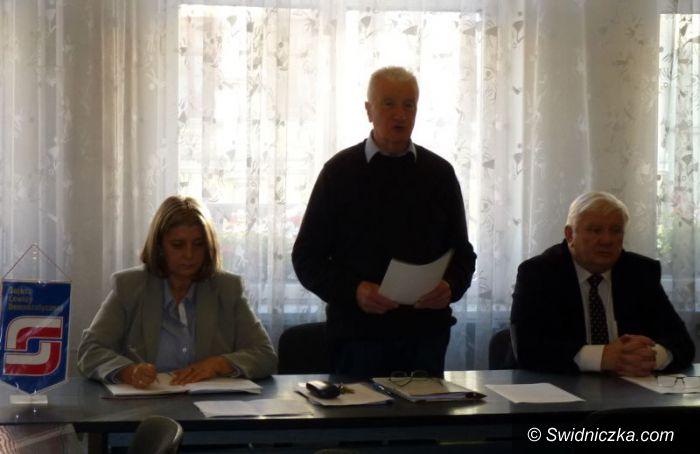 Świdnica: SLD przygotowuje się do wyborów