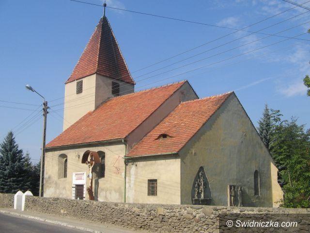 Łażany: Modernizacja kościoła w Łażanach