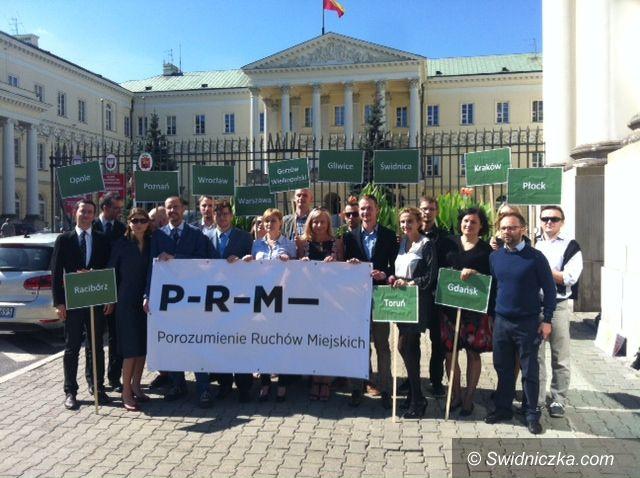 Świdnica: Porozumienie Ruchów Miejskich podwoiło swój skład i przedstawiło filary programowe