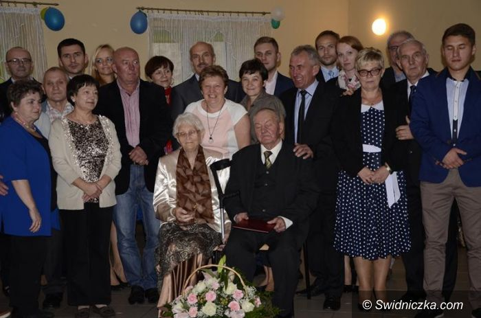 Żarów: 60 lat razem i wciąż się kochają!