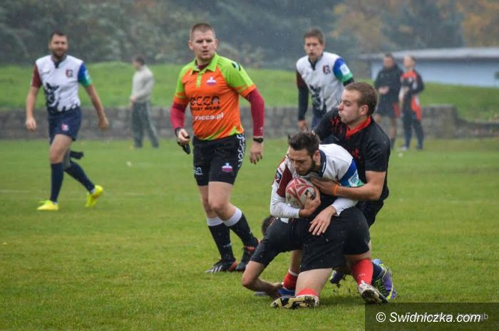 Szczecin: Rugbyści Black Griffin rywalizowali w grodzie Gryfa