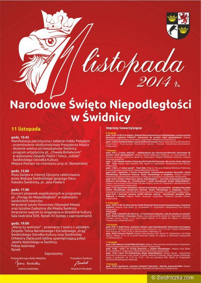 Świdnica: Wnuk Marszałka Józefa Piłsudskiego przyjedzie do Świdnicy – obchody Święta Niepodległości