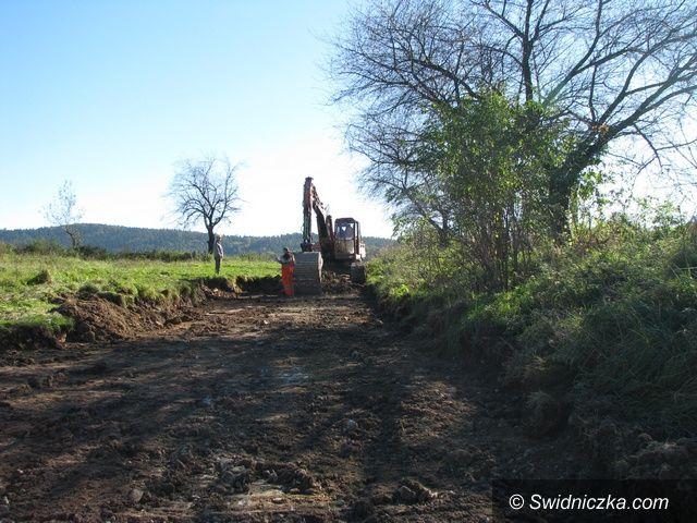 Marcinowice: Kolejna nowa droga asfaltowa w gminie Marcinowice
