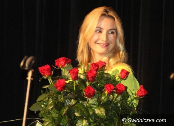 Świdnica: Aktorka Joanna Brodzik gościem Alchemii Teatralnej