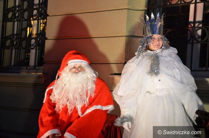 Strzegom: Św. Mikołaj odwiedził Strzegom