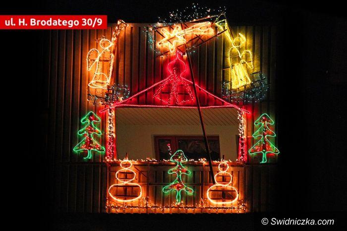 Świdnica: Najładniej przystrojony i oświetlony świdnicki dom i balkon 2014
