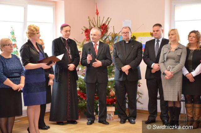 Marcinowice: Spotkanie opłatkowe w gminie Marcinowice