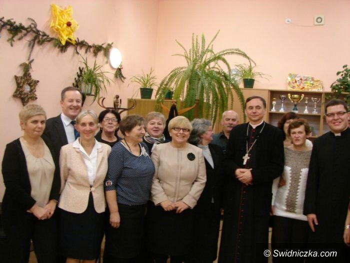 Gmina Świdnica: Noworoczne spotkanie w gminie Świdnica