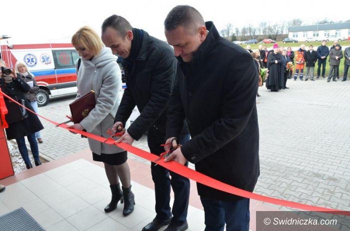 Świdnica: Nowa siedziba pogotowia oficjalnie otwarta