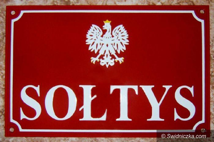 Gmina Świdnica: Trwają wybory sołeckie