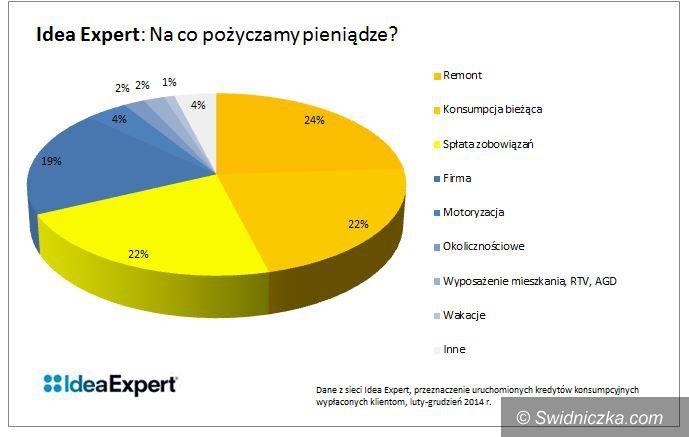 Polska: Co piąty Polak pożycza na bieżące życie