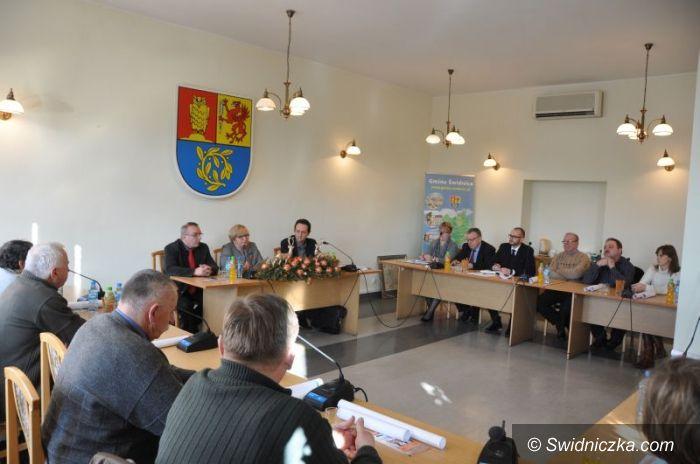 Gmina Świdnica: Sołtsi debatowali o aktywizacji zawodowej